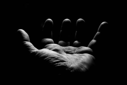 empty hand
